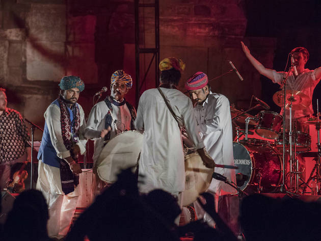 The Dohl Drummers of Rajasthan
