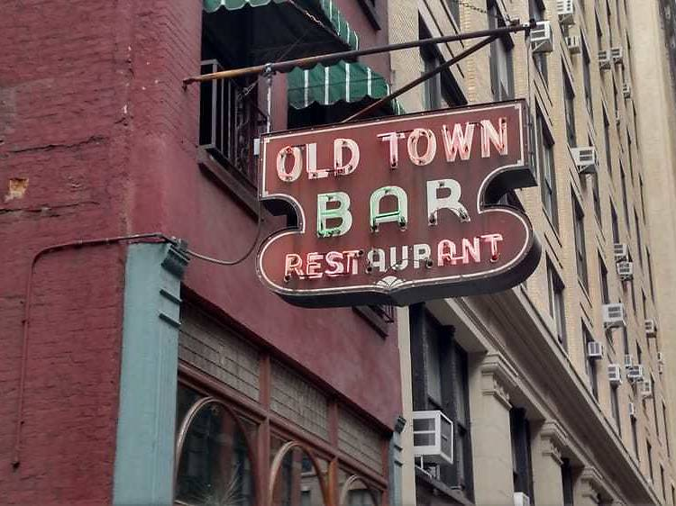 Old Town Bar & Grill (1892)