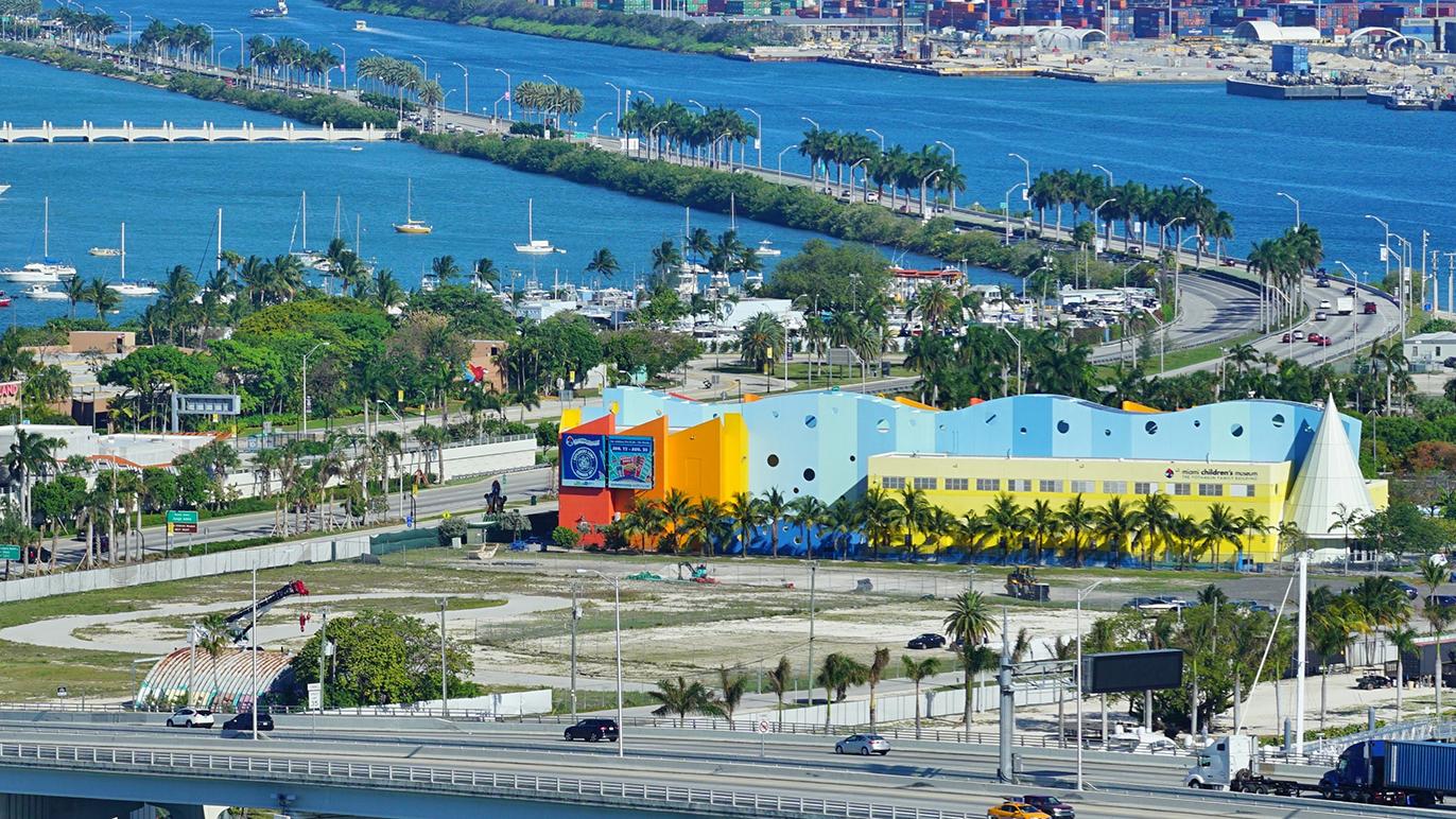 Miami Children's Museum (homepage)