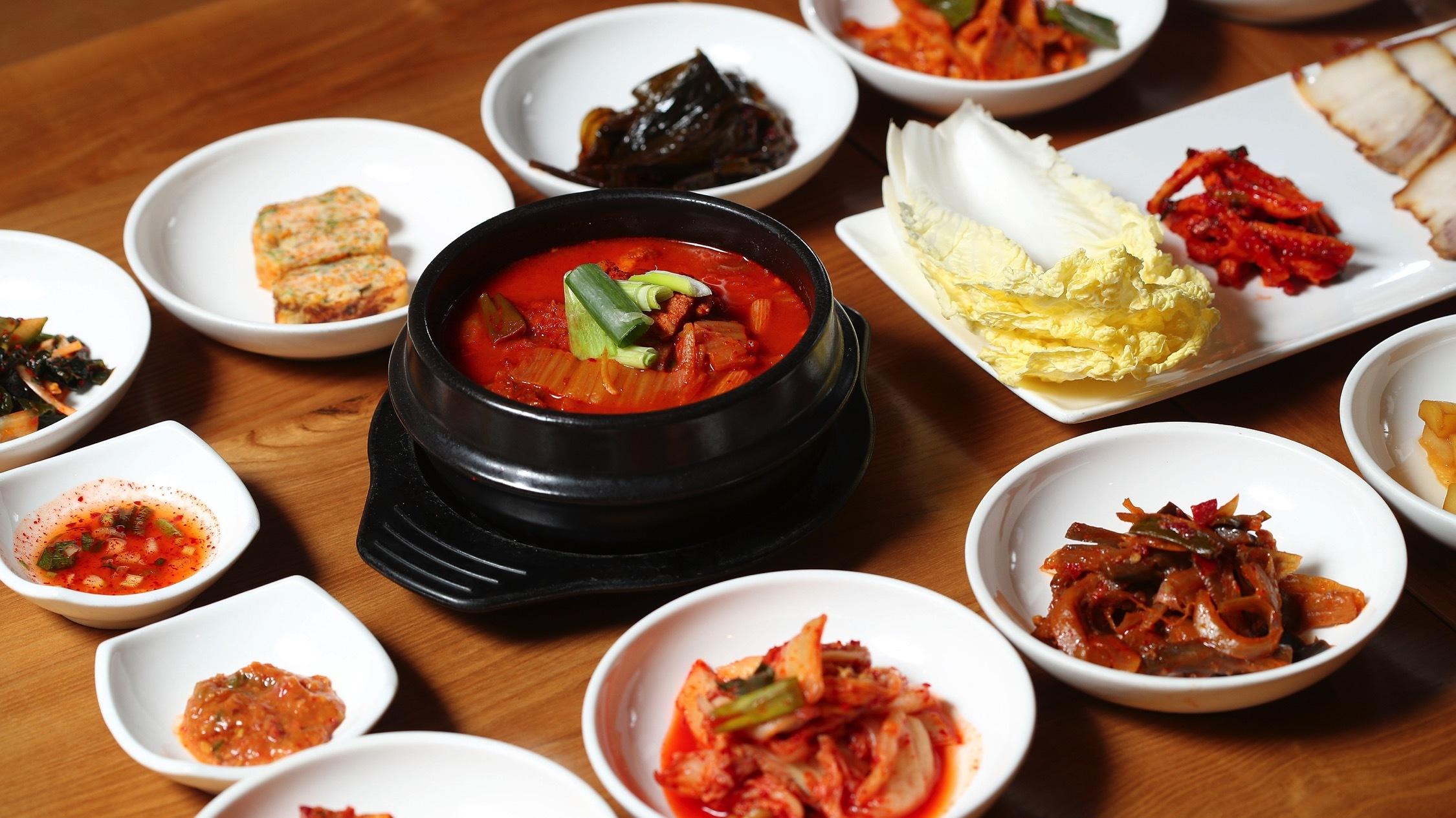 Food at Hansang