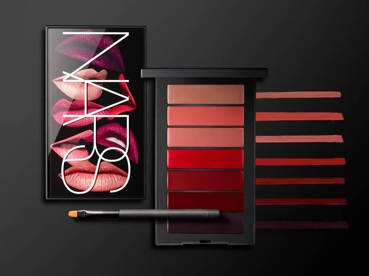 Nars Deadly Sins Audacious Lipstick Palette 限量七色唇妝組合