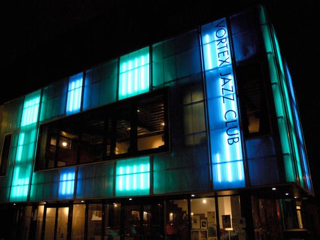 Exterior Vortex Jazz Club Dalston east London UK Britain Eu Europe London