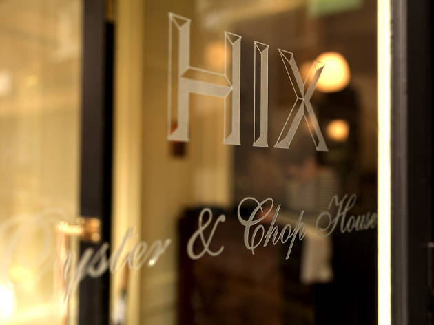 Do not reuse. Hix Oyster and Chop House