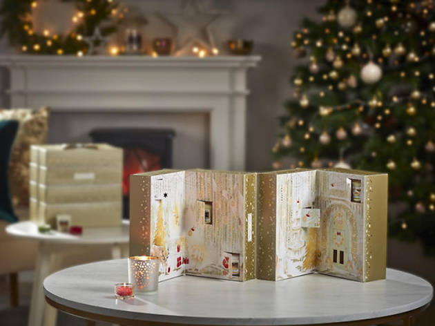 Best advent calendars: Yankee Candle, 2018