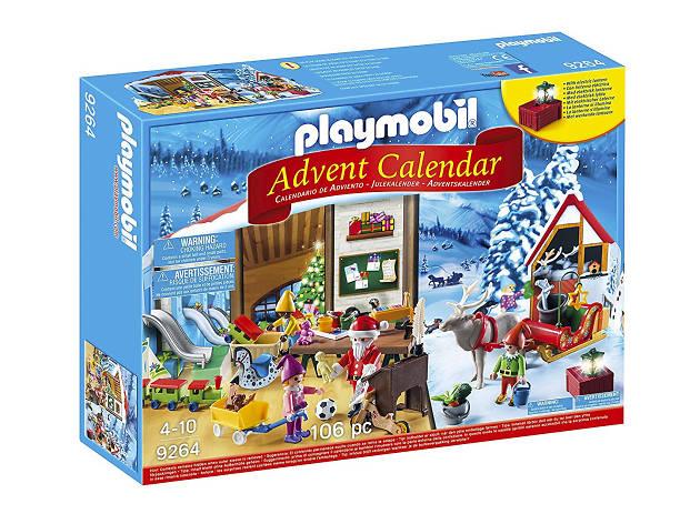 Best advent calendars: Santa's Workshop by Playmobil, 2018
