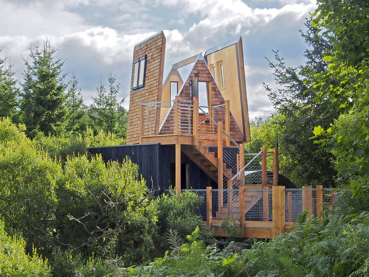 8 amazing treehouses you can actually stay in
