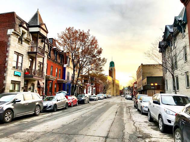 Saint-Henri in Montreal