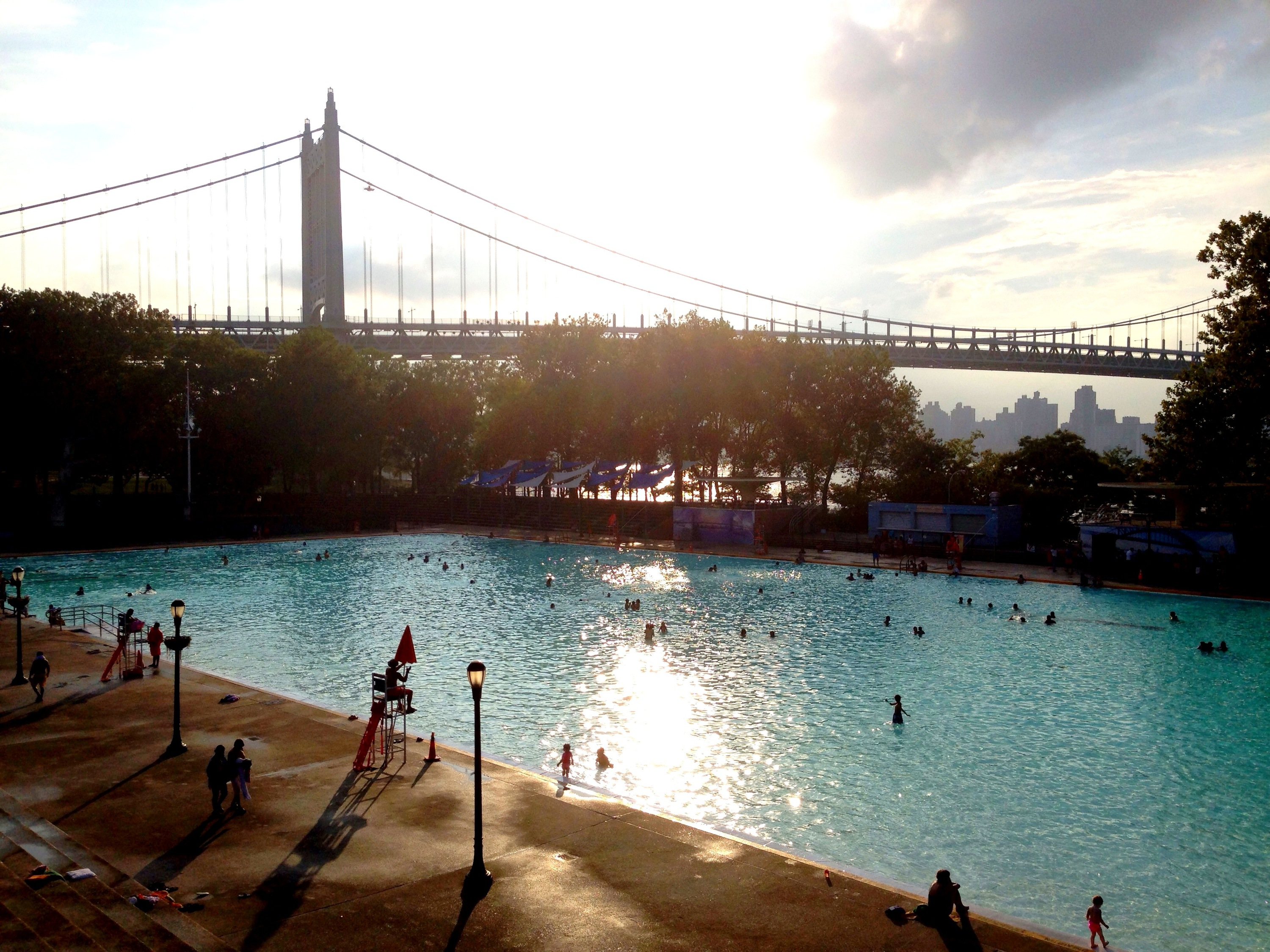 Astoria Park Pool