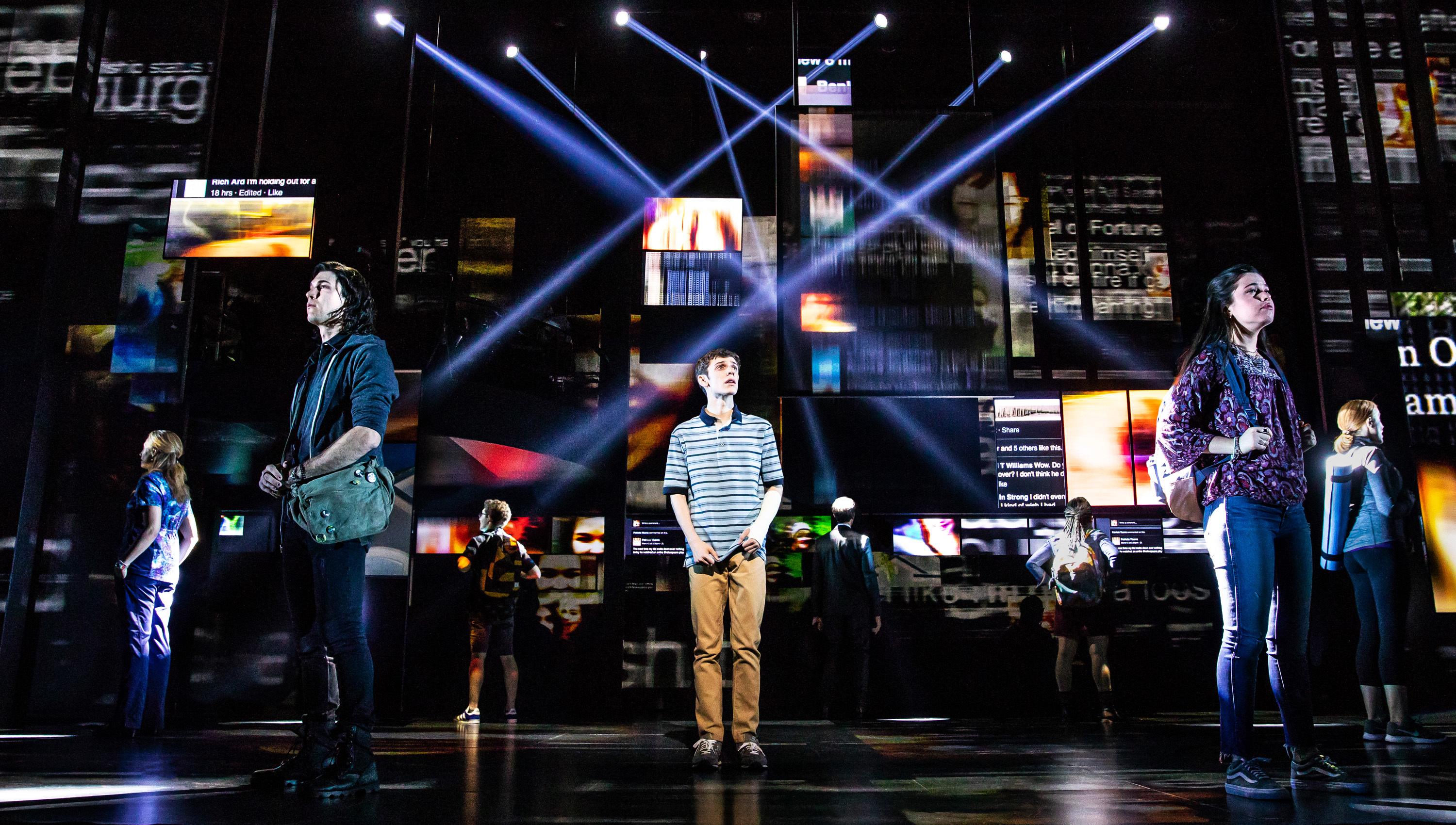You can score cheap tickets to 'Dear Evan Hansen' via a digital lottery