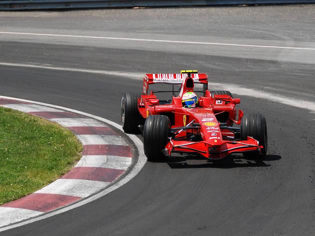 2008 Grand Prix Montreal