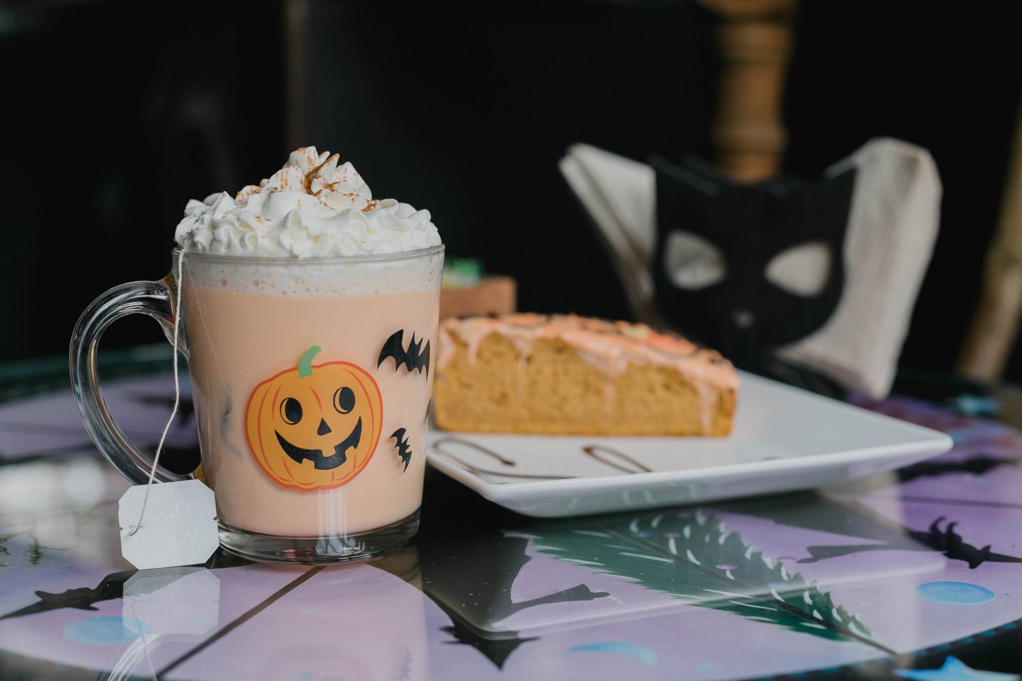 Pumpkin spice de Salem Witch Coffee
