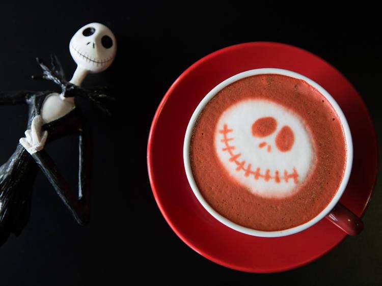Latte jack