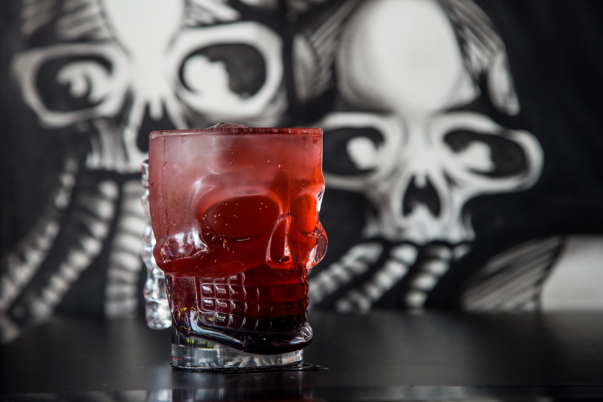 Soda vampiro de Brujas Dark