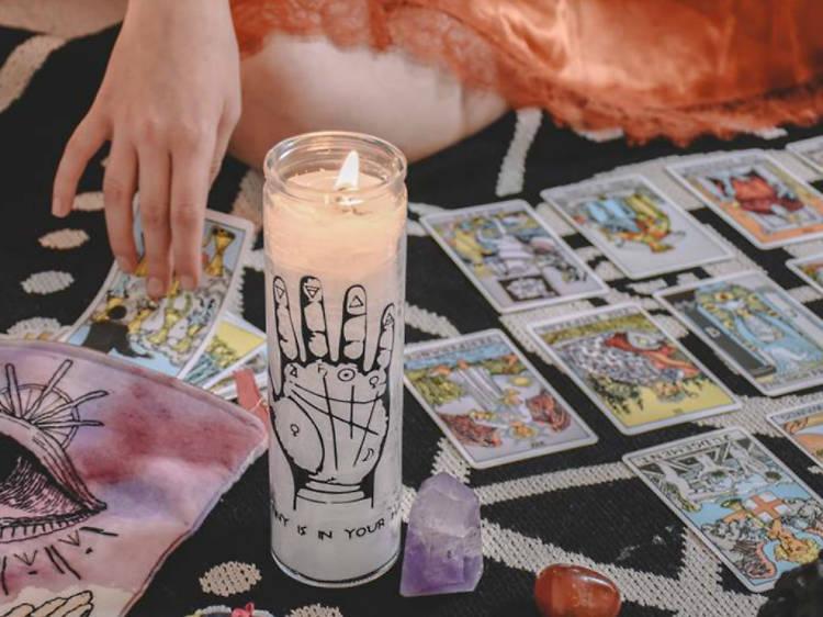 Visita Maxicca Verbena, el mejor bazar de brujas de la CDMX