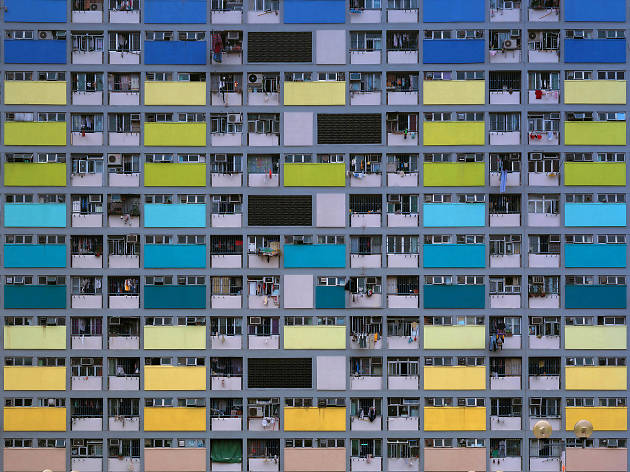 Michael Wolf, 'Architecture of Density' #8b