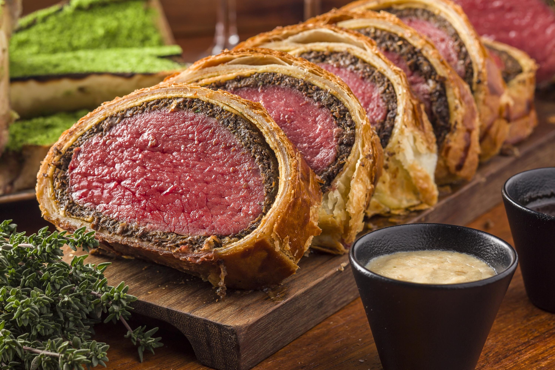 Maze Grill - Beef Wellington