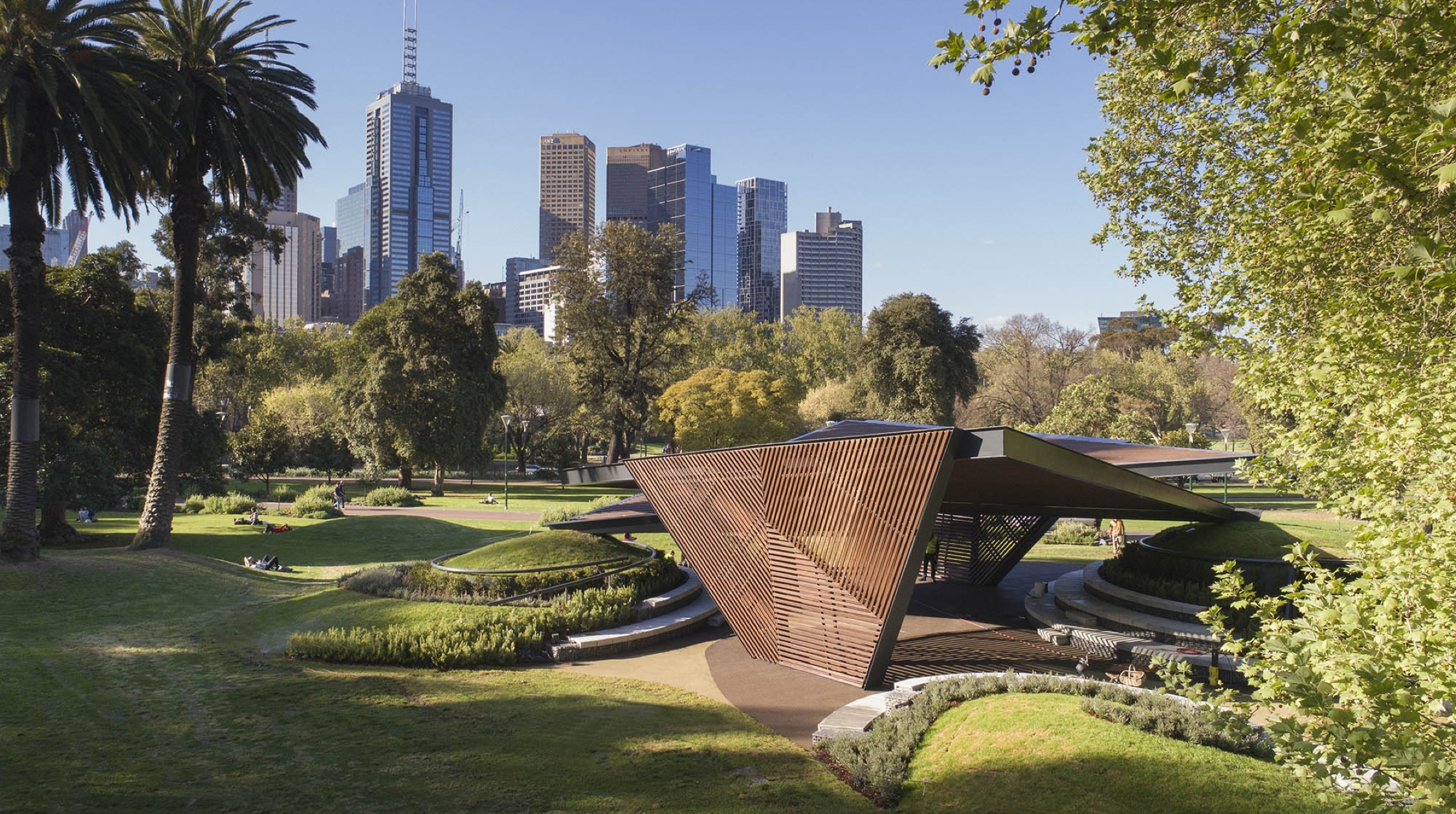 MPavilion opens with a program of 400 free events