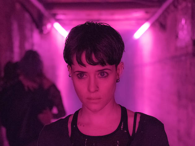 Win a double pass to the exclusive preview screening of 'The Girl in the Spider's Web'