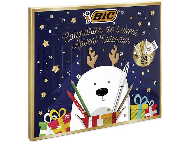 Best advent calendars: BIC advent calendar, 2018
