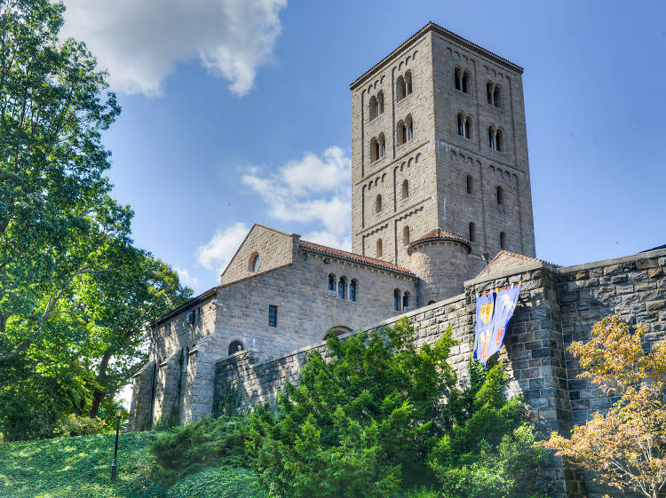 Visit The Cloisters