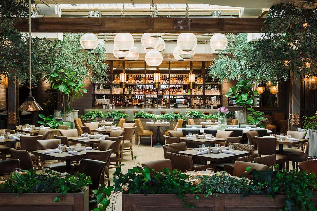 The most romantic restaurants in Chicago