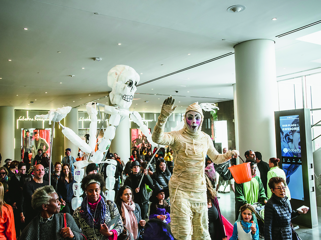 Brookfield Place Halloween Bash