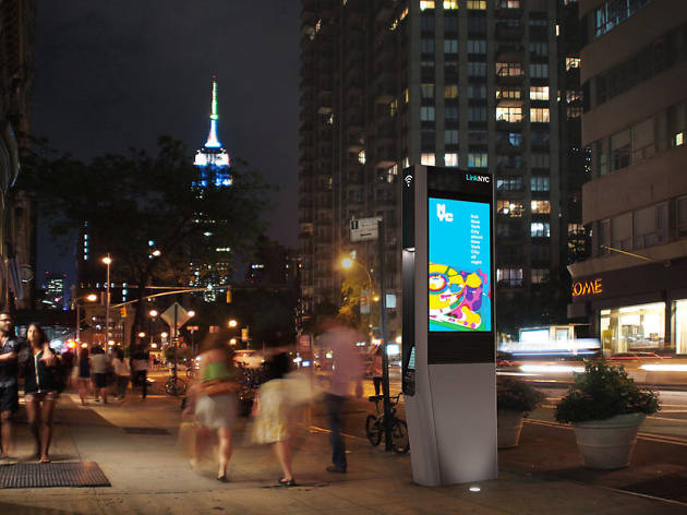 NYC will roll out thousands more kiosks offering free public Wi-Fi