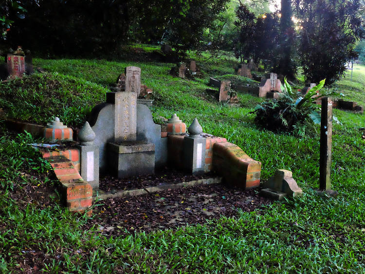 The best supernatural trails in Singapore