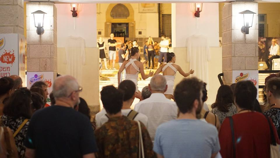 Become fully immersed in dance with a performance of The Foyer