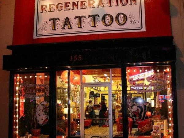Regeneration Tattoo