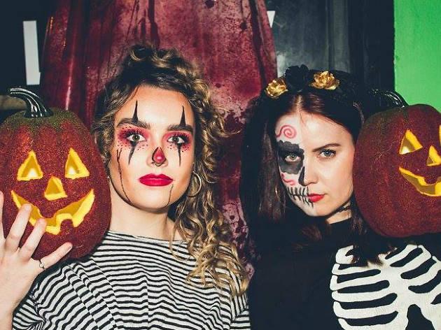 Halloween at Laundry Bar