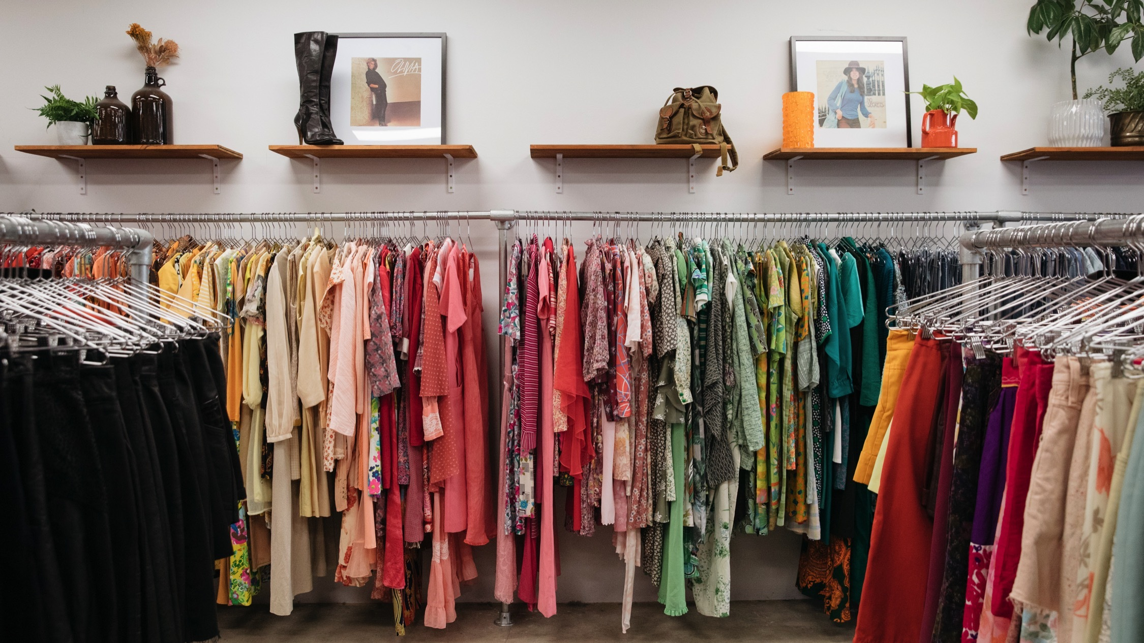 Clothes at SWOP Clothing
