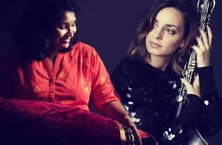 Carola Ortiz feat. Charu Hariharan