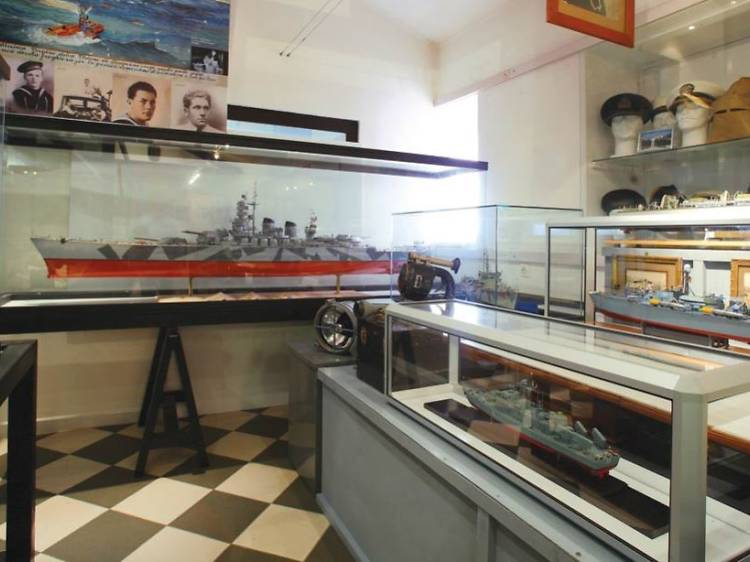 Discover maritime history