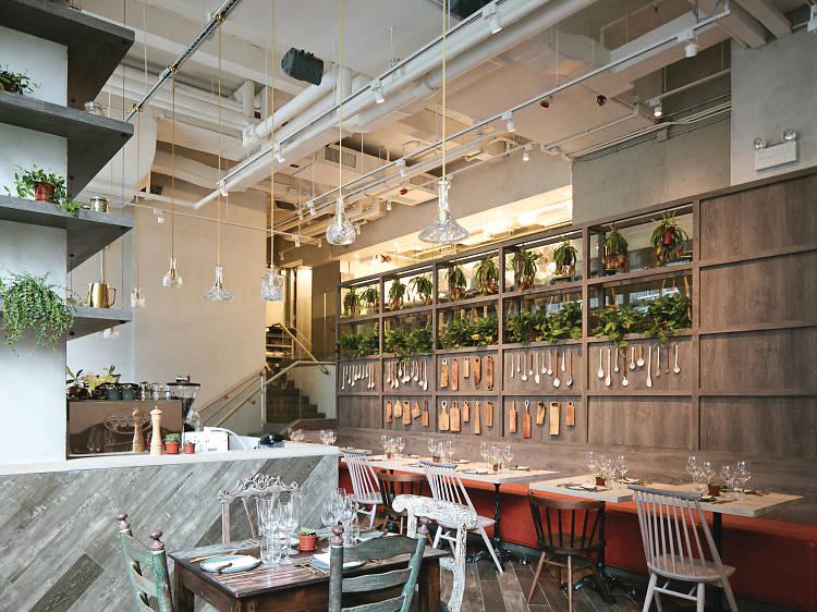 Hong Kong's best sustainable restaurants
