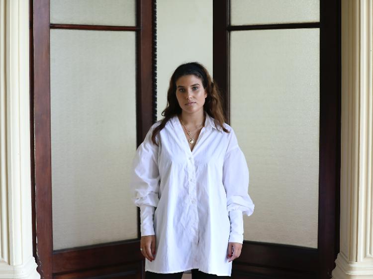 Joana Braga, 22 anos