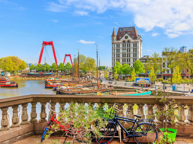 The 5 best day trips from Amsterdam