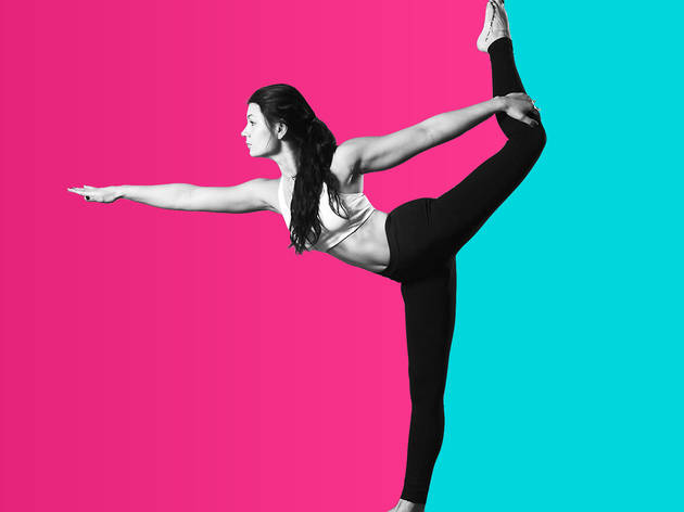 90 days of yoga with MoveGB