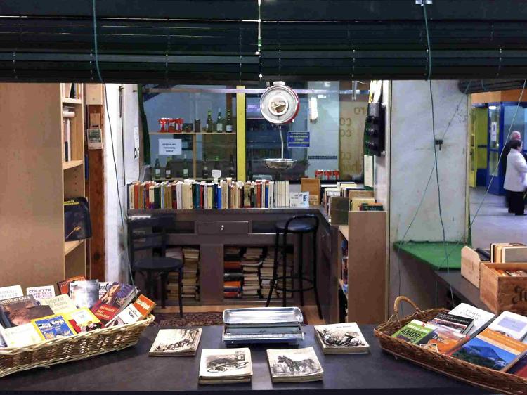 La Casquería. Libros al peso