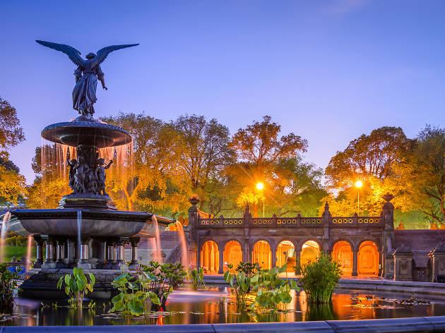 Bethesda Terrace Central Park