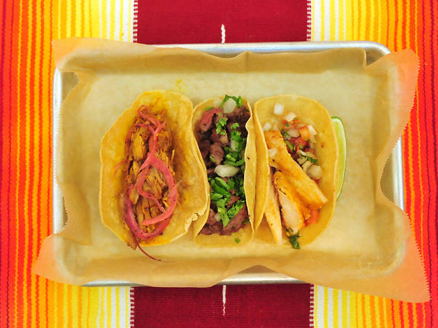 The best tacos in Miami we can't stop eating