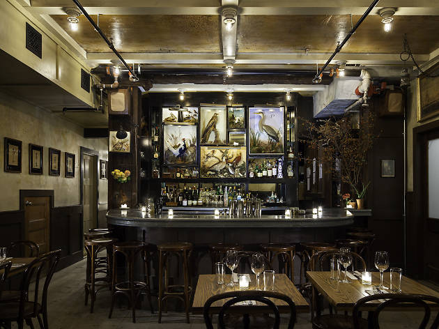 Freemans Restaurants In Lower East Side New York
