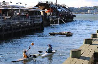 Hudson River Park's Pier 66