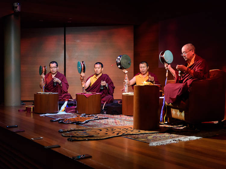 Immerse yourself in Buddhist culture at the Rubin