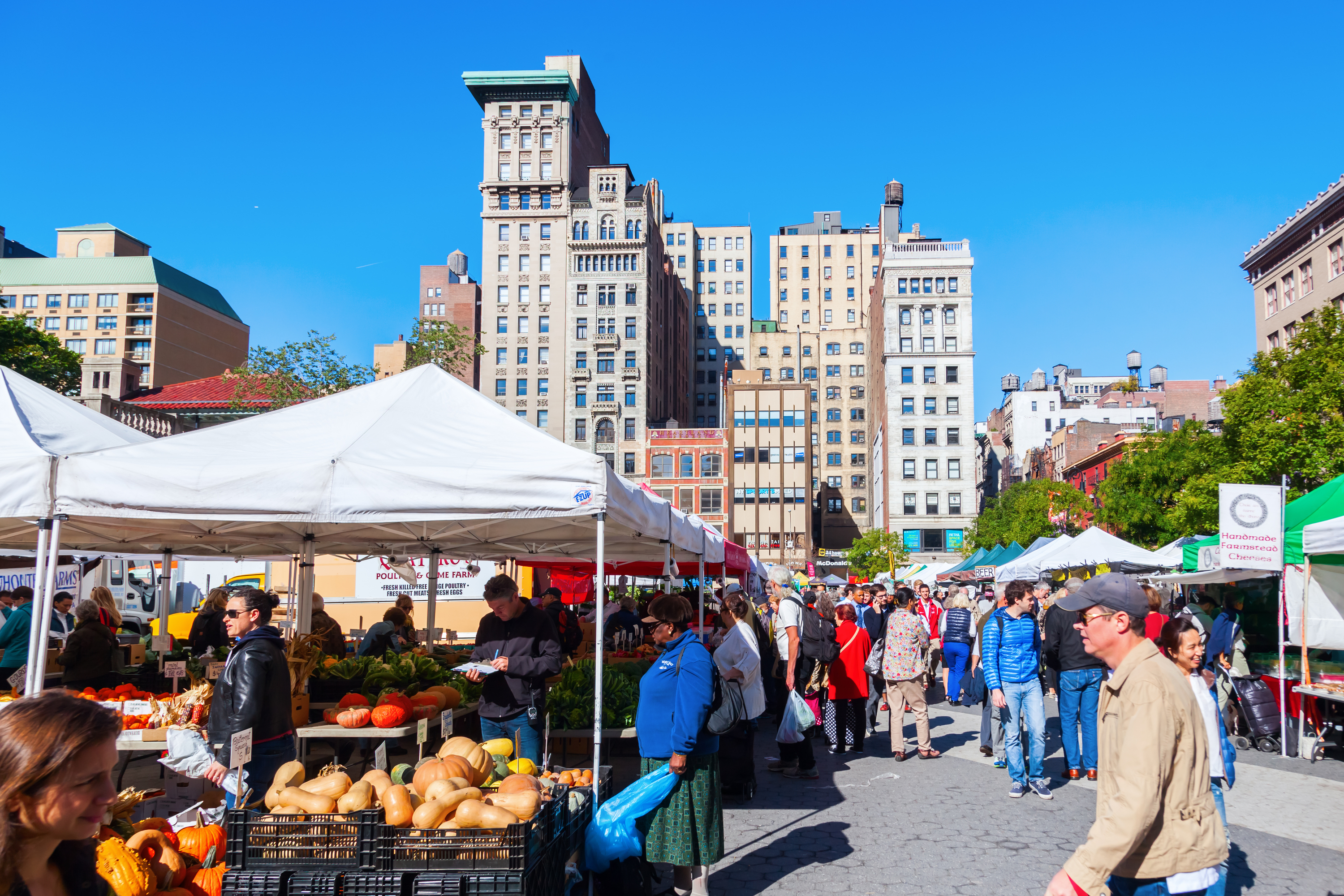 Union Square Farmer's Market