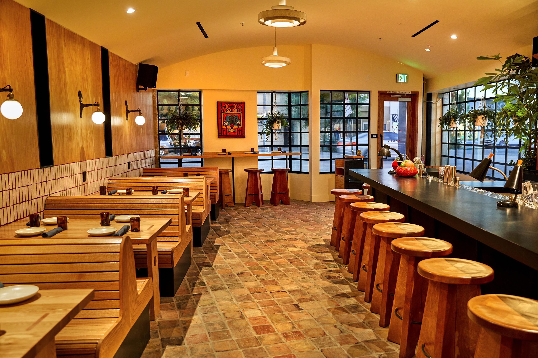 Daniel Patterson's Alta Adams restaurant in Los Angeles