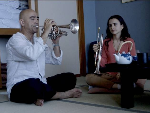 Andrea Motis. La trompeta silenciosa