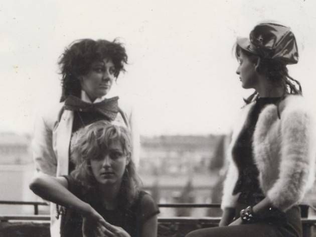 Here to be Heard. The Story of The Slits