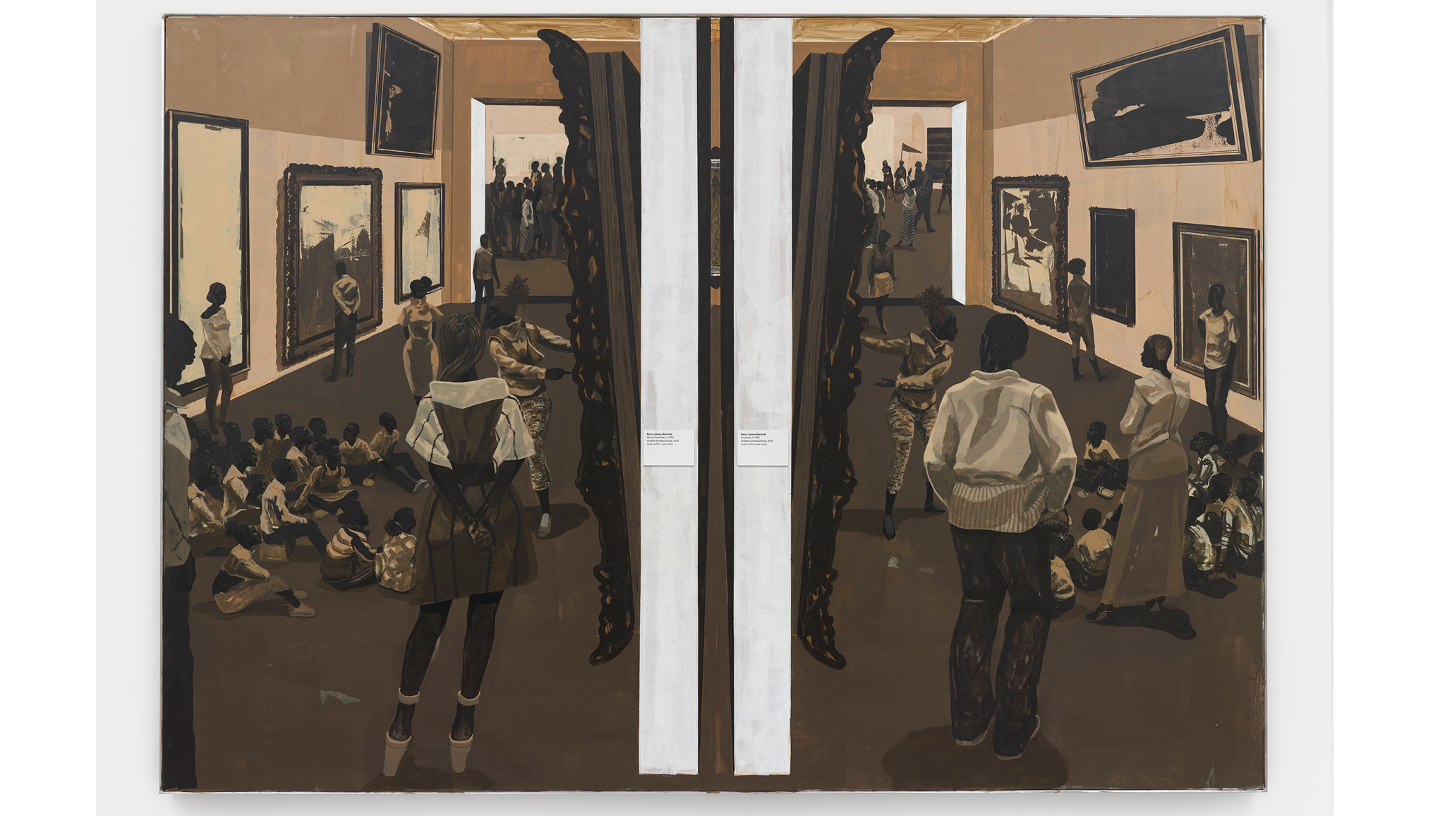 Show of the week: Kerry James Marshall: 'History of Painting'