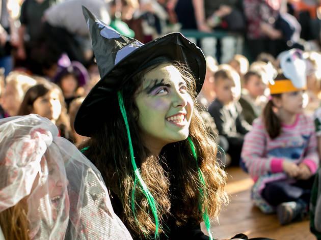 Halloween Horniman Museum